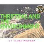 Thrifting and the environment